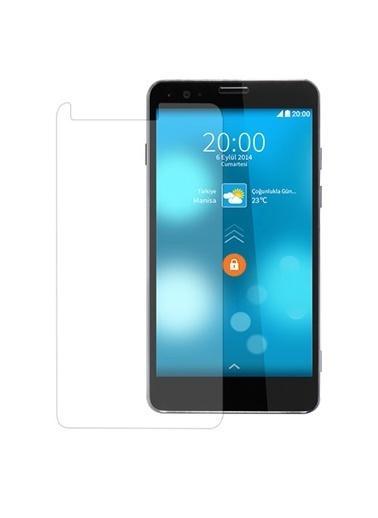 Samsung Vestel Venüs 5.5V Ekran Koruyucu Şeffaf - 4 Adet Renkli